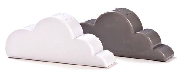 Αλατιέρα - Πιπεριέρα Σύννεφα